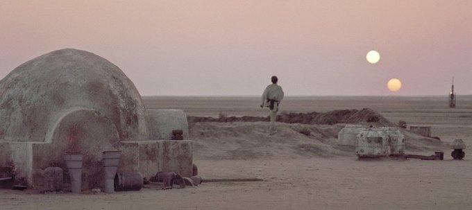Исследование: может ли существовать Татуин из «Звёздных войн». Изображение № 1.