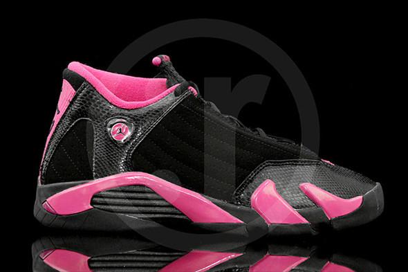 Air Jordan 14 (Desert pink). Изображение № 1.