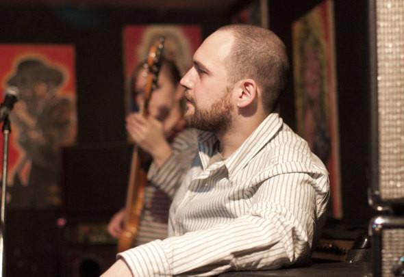 Изображение 5. Mishouris Blues Band в клубе B B King в декабре 2010  Часть 1.. Изображение № 5.