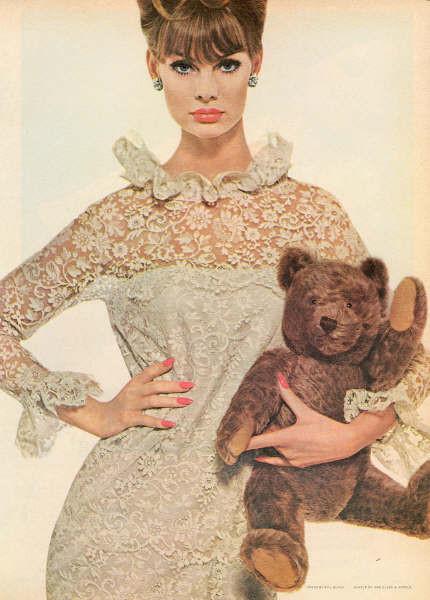 Oh,Goddess.Jean Shrimpton. Изображение № 48.