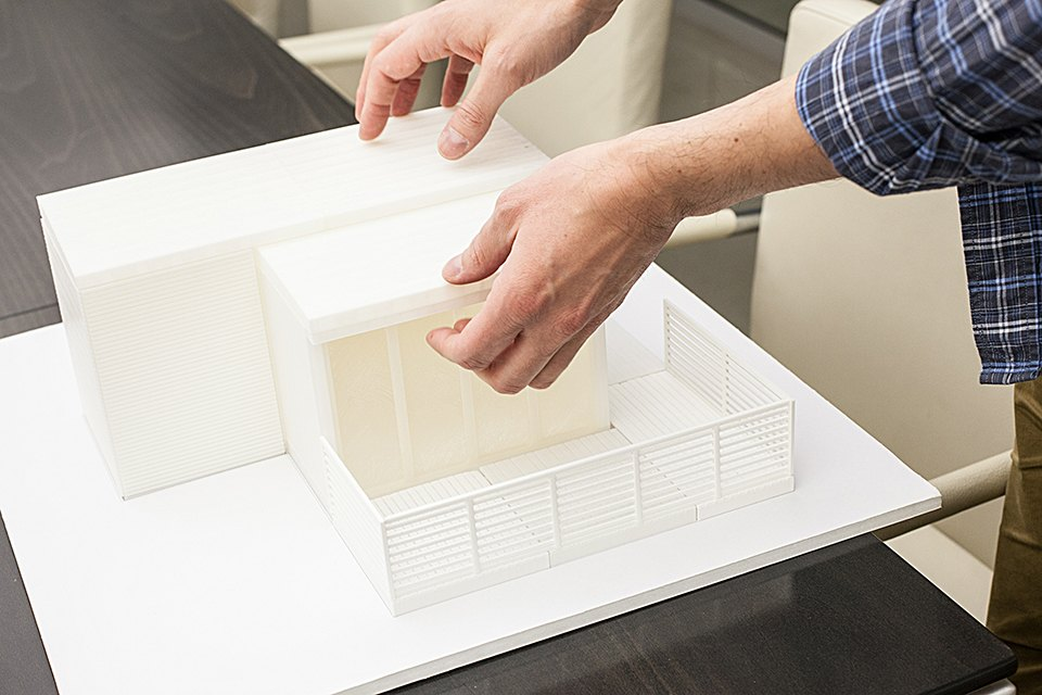 Создатель Futteralhausо том, почему умрёт традиционная архитектура. Изображение №8.
