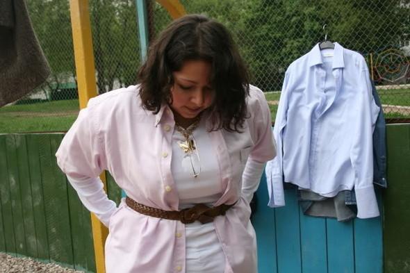 Модное лето: рубашки-oversize. Изображение № 11.