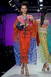Zandra Rhodes – дизайн текстиля иодежды. Изображение № 4.
