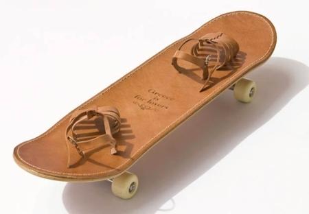 Скейтборд-сандалии. Изображение № 2.