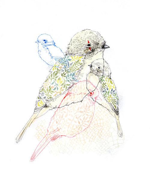 Иллюстрации Charmaine Olivia. Изображение № 1.