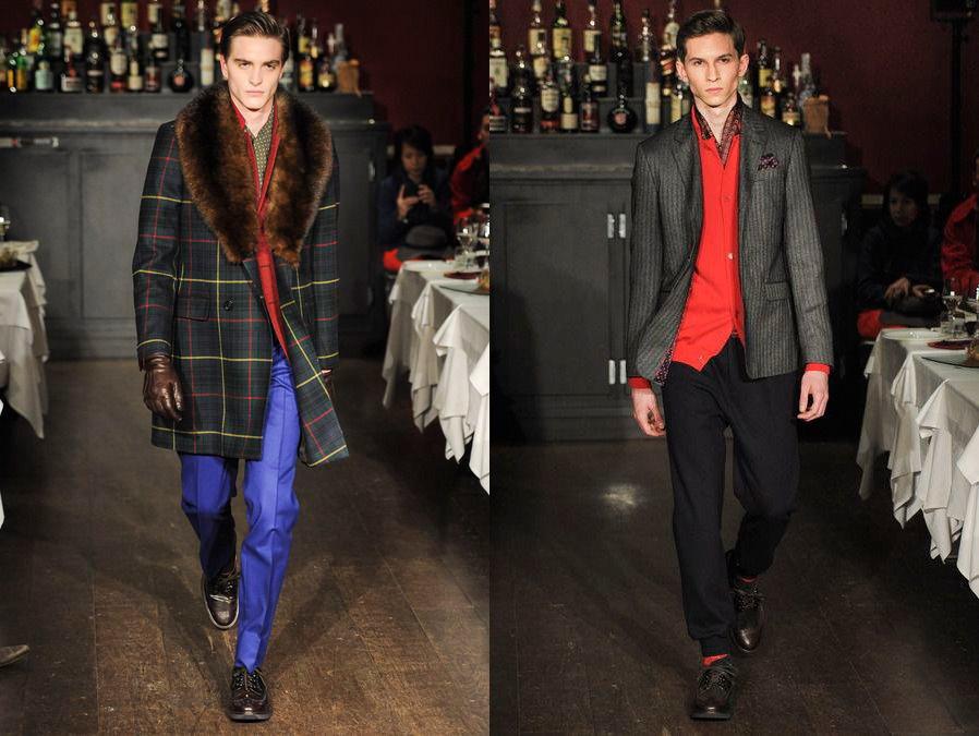 Milan Fashion Week:  День 3. Изображение № 29.