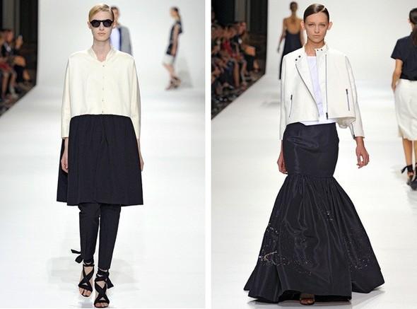 Показы Paris Fashion Week SS 2012: День 2. Изображение № 4.