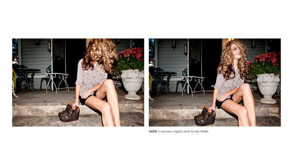 Изображение 27. Лукбуки обуви: Jeffrey Campbell, Modern Vintage и Solestruck.. Изображение № 43.
