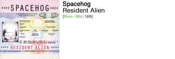 Компакт: Resident Alien. Изображение № 1.