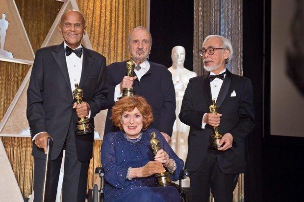 Миядзаки вручили приз Американской киноакадемии. Изображение № 1.