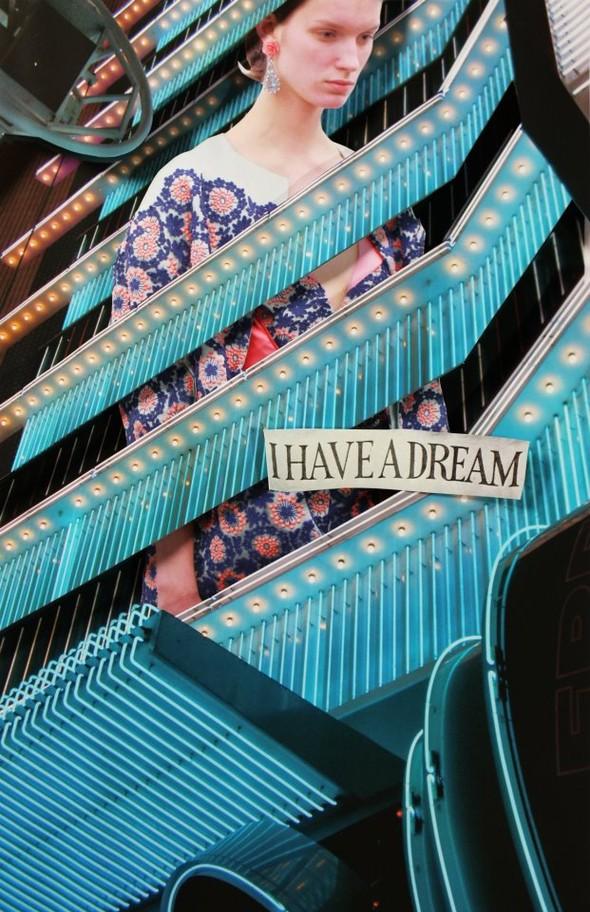 Лукбук: Prada Real Fantasies SS 2012. Изображение № 15.