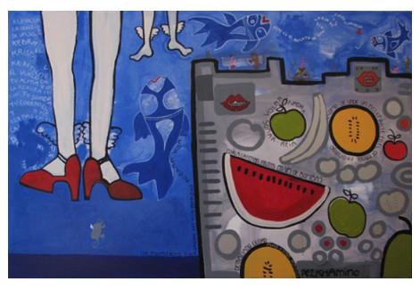 Интересное искусство из Барселоны. Изображение № 11.