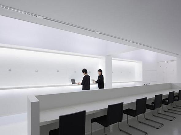 Японский капсульный отель. Изображение № 7.