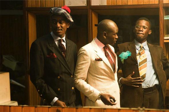 Изображение 7. Щеголи из республики Конго.. Изображение № 7.
