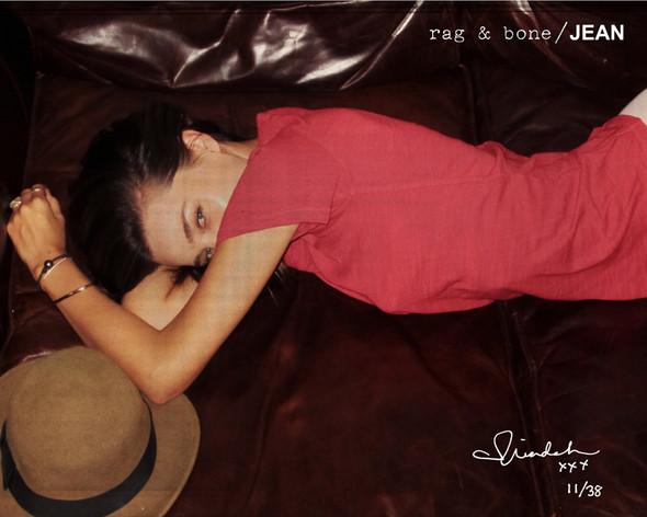 Кампания: Орландо Блум снял Миранду Керр для Rag & Bone. Изображение № 16.