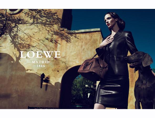 Рекламная кампания Loewe SS 2011. Изображение № 25.