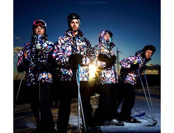 Coldplay, A-ha иMew равноApparatjik. Изображение № 1.
