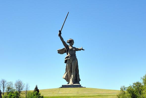 Померялись длиной: самые высокие статуи в мире. Изображение № 12.