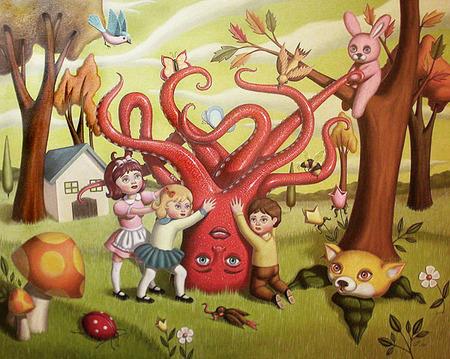 Художница-иллюстратор AnaBagayan. Изображение № 22.