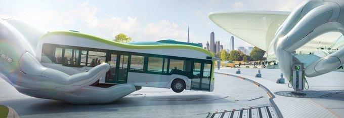 Спецэффекты: город будущего в рекламе Toshiba . Изображение № 6.
