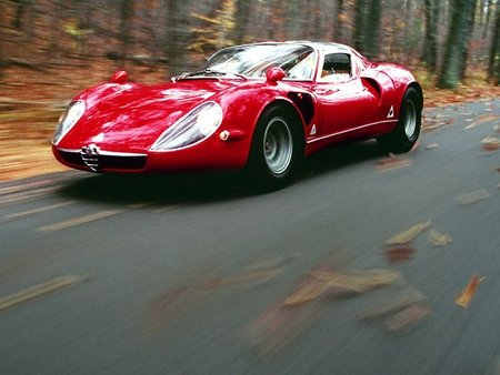 Alfa Romeo 33 Stradale. Изображение № 3.