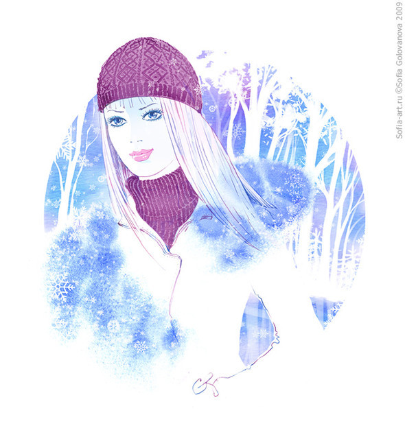 Иллюстратор Софья Голованова. Изображение № 8.