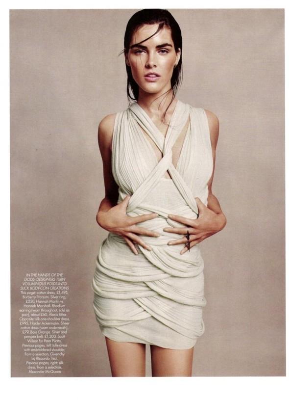 5 новых съемок: Elle, Harper's Bazaar, Numero и Vogue. Изображение № 16.