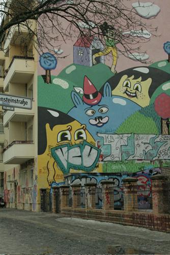 Изображение 21. Берлин: музыкальные фестивали, граффити, места.. Изображение № 24.