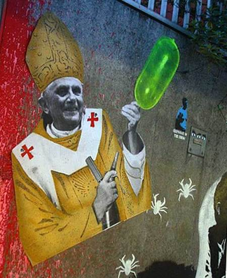 Изображение 29. Cans Festival – Banksy ивсе-все-все.. Изображение № 29.