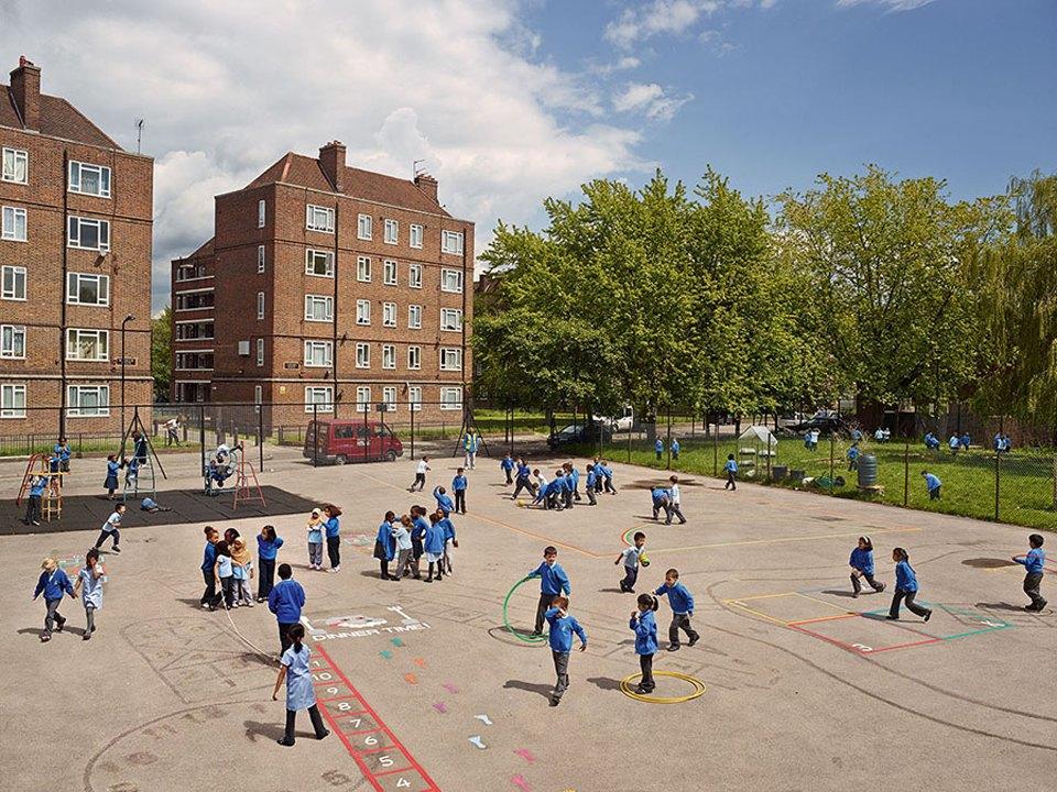Фото: как выглядят детские площадки вразных странах мира . Изображение № 4.