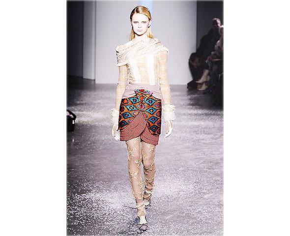 Неделя моды в Нью-Йорке: Шестой и седьмой дни. Изображение № 112.
