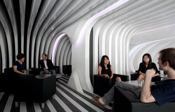 Под стойку: 15 лучших интерьеров баров в 2011 году. Изображение № 68.