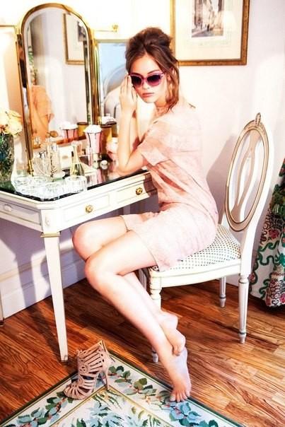 Кампания: Моника Ягачак для Dior Cruise 2012. Изображение № 7.