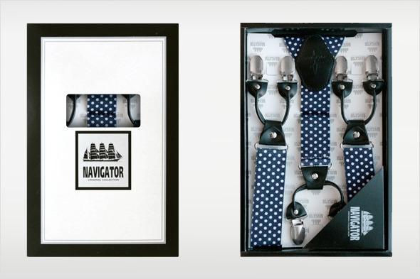 Коллекция подтяжек «Навигатор» от Sevaro Elit . Изображение № 31.
