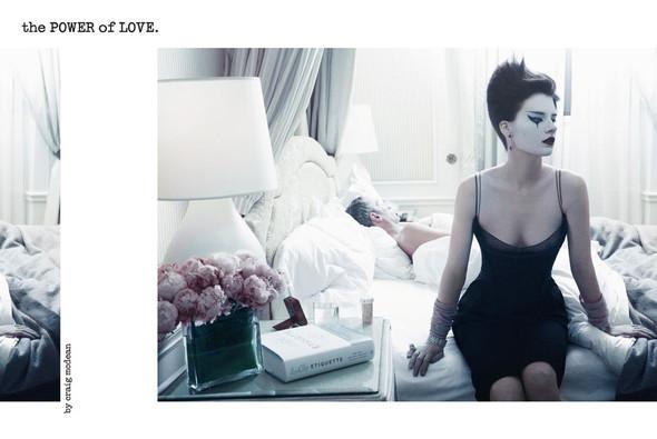 Съёмка: Кверелле Янсен для Vogue. Изображение № 1.