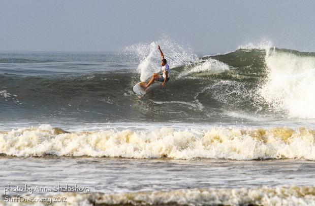 Результаты российских соревнований по серфингу Surf Jam Bali 2012. Изображение № 6.