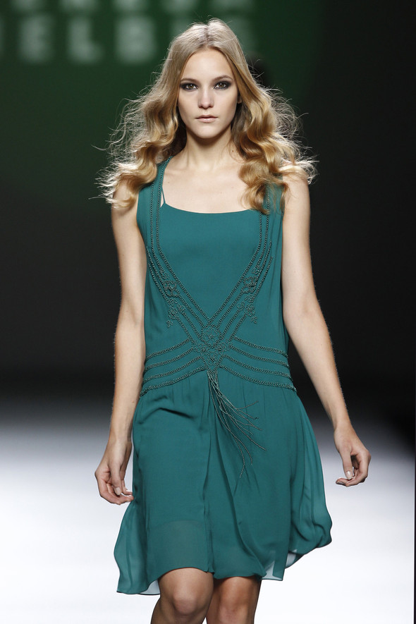 Madrid Fashion Week A/W 2012: Teresa Helbig. Изображение № 14.