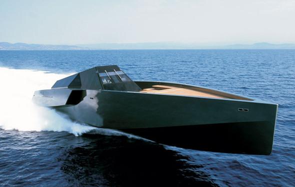 Wallypower 118 - плавающий спорткар!. Изображение № 3.