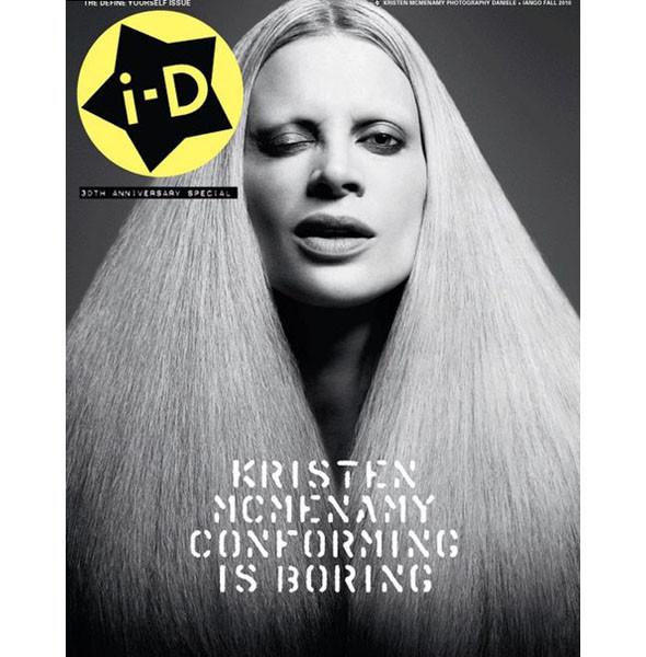 Новый номер журнала i-D. Изображение № 3.