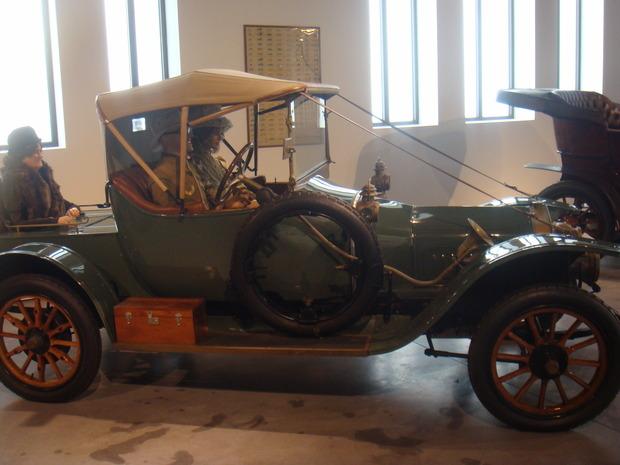 Испанский музей ретро-автомобилей. Изображение № 3.