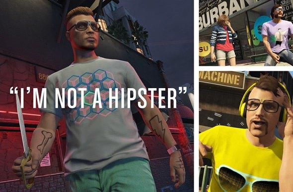 Для GTA V Online появилось «хипстерское» дополнение. Изображение № 2.