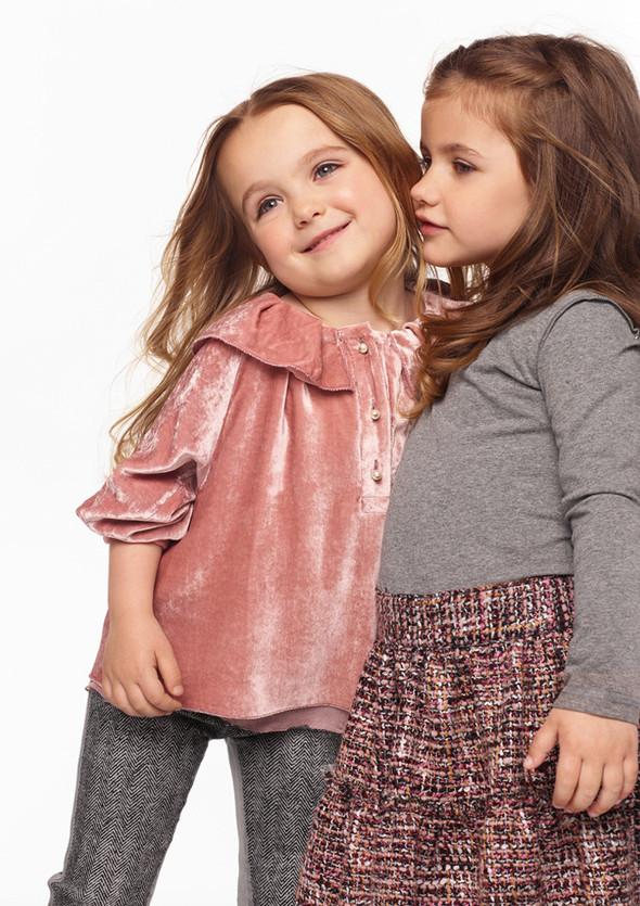 Все лучшее детям: лукбуки D&G, Gucci, John Galliano, Burberry. Изображение № 10.