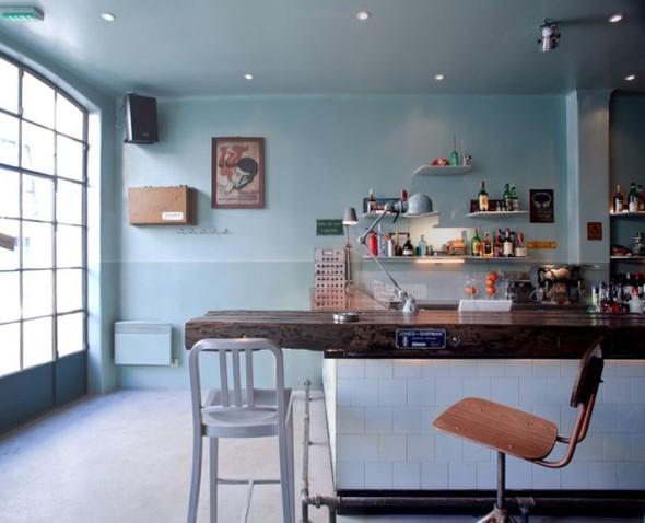Под стойку: 15 лучших интерьеров баров в 2011 году. Изображение № 5.