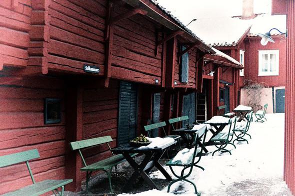 Кафе в Стренгнесе. Изображение № 89.