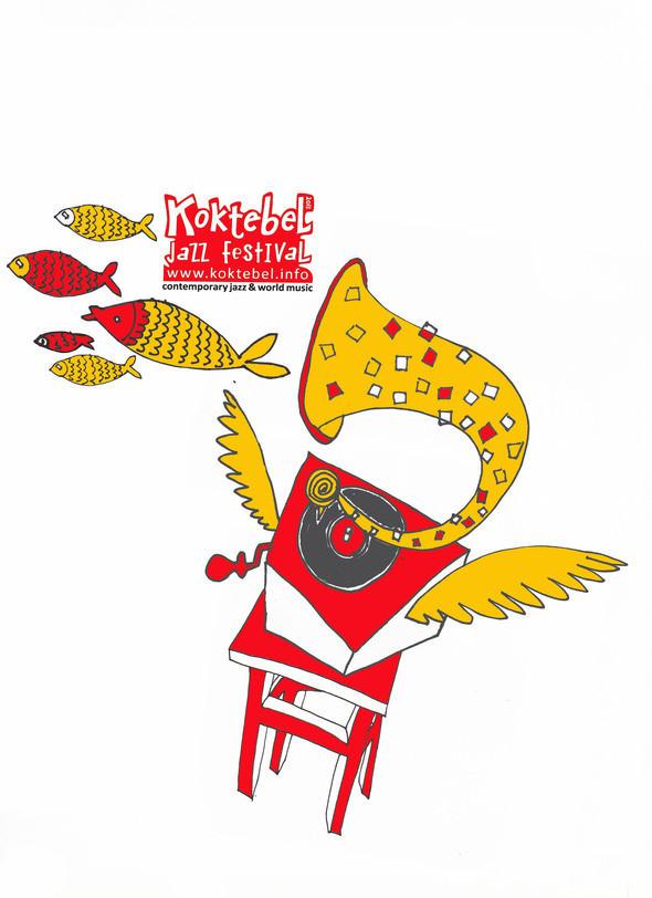 Изображение 27. Кастинг принтов для футболок SEKTA: Koktebel Jazz Fest.. Изображение № 27.