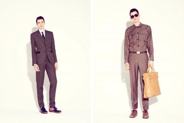 Новые мужские лукбуки Louis Vuitton, Marc Jacobs и Fred Perry. Изображение № 32.