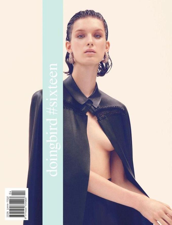 Показаны новые обложки Corduroy, Metal, Tush и других журналов. Изображение № 11.