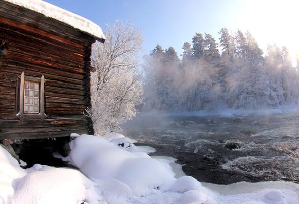 By Kари Liimatainen (самая шикарная зима). Изображение № 6.