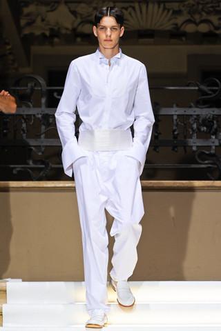 Неделя мужской моды в Милане: День 1. Изображение № 38.
