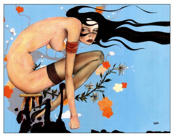 Brian M. Viveros - Американский художник. Изображение № 16.